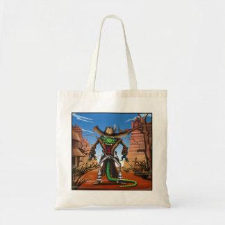 Sheriff Crocodile bag