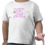 Sheriff del bebé camisetas