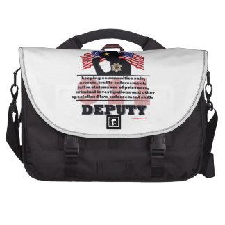 Sheriff_Deputy Bolsas Para Ordenador
