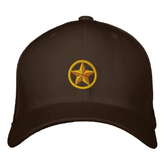 Sheriff Embroidered Caps Cap