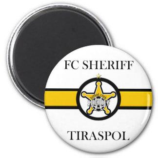 Sheriff Imán Redondo 5 Cm