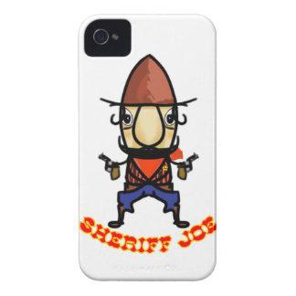 Sheriff Joe Case-Mate Blackberry Case