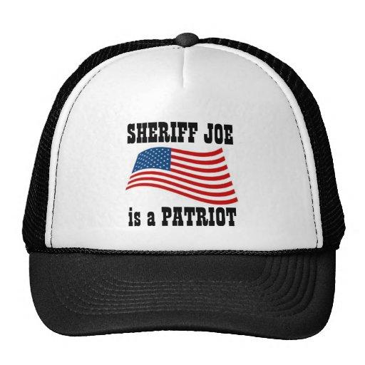 Sheriff Joe Mesh Hat