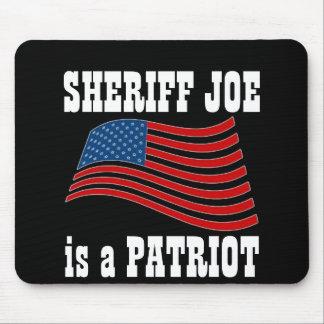 Sheriff Joe Mouse Mats