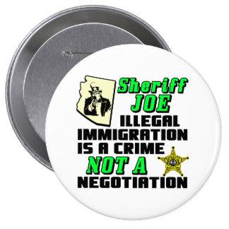 SHERIFF JOE PINS