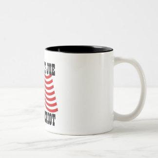 Sheriff Joe Two-Tone Coffee Mug