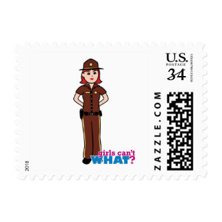 Sheriff - Light/Red Postage