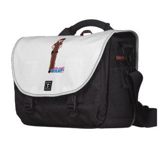 Sheriff - luz/rojo bolsa para ordenador