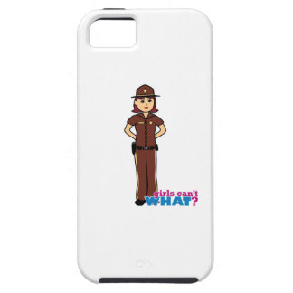 Sheriff - medio iPhone 5 funda