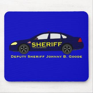 Sheriff Mousepad USA