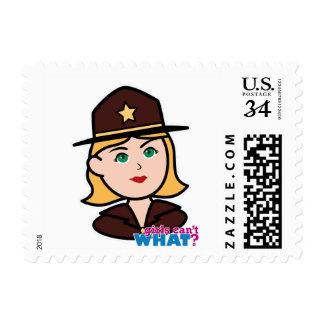 Sheriff Postage