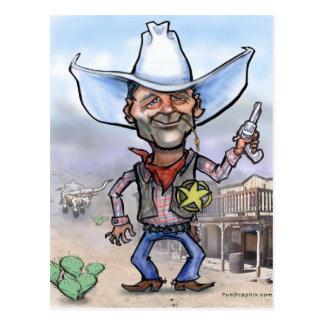 Sheriff Postcard