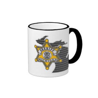 Sheriff Ringer Mug