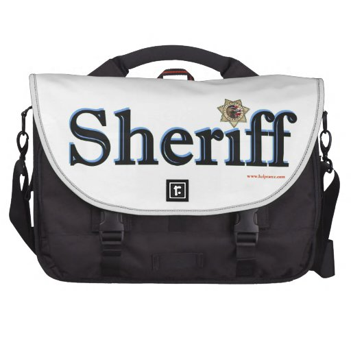 Sheriff_Script Bolsa De Ordenador