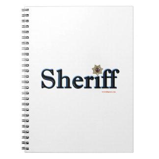 Sheriff_Script Libros De Apuntes