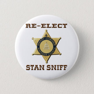 Sheriff Sniff Button