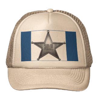 Sheriff STAR Trucker Hat