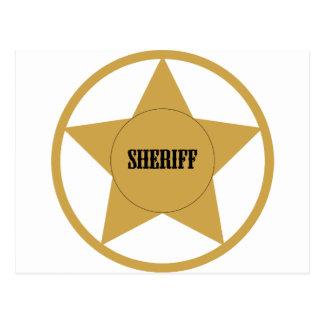 Sheriff Postales