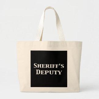 Sheriff's Deputy Gifts Canvas Bag