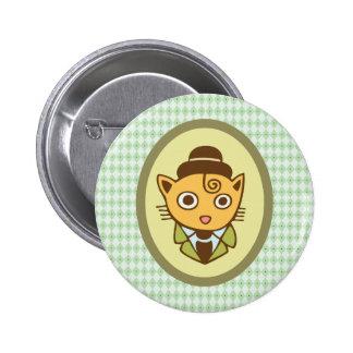 Sherlock 2 Inch Round Button