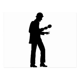 Sherlock Holmes Postcard