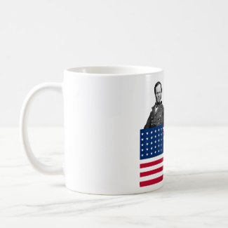 Sherman and Grant mug