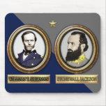 Sherman and Jackson Mouse Pad