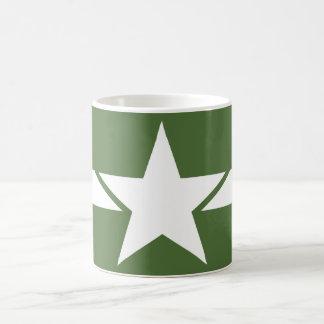 Sherman Army Tank Mug