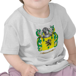 Sherman Coat of Arms (Family Crest) T-shirt