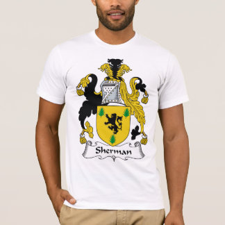 Sherman Family Crest T-Shirt