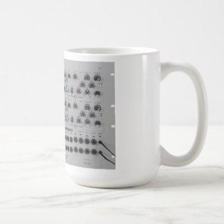 Sherman Filter Bank Classic White Coffee Mug