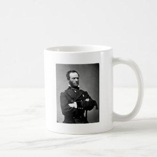 Sherman For Mayor Apron Classic White Coffee Mug