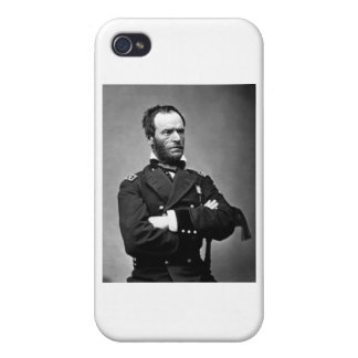 Sherman for Mayor iPhone 4 Cases