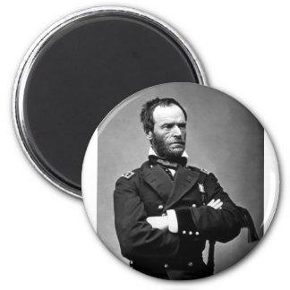 Sherman for Mayor Refrigerator Magnets