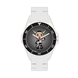 Sherman Stainless Steel Watch