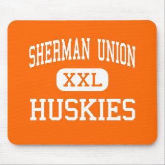 Sherman Union - Huskies - High - Moro Oregon Mouse Pad