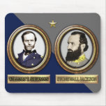 Sherman y Jackson Alfombrilla De Ratones
