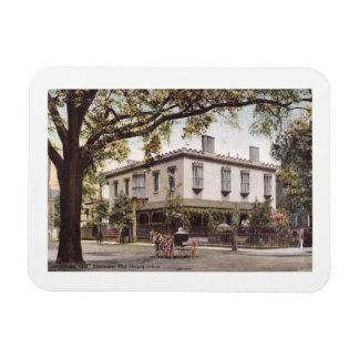 Sherman's Headquarters, Savannah, Georgia Vintage Magnet