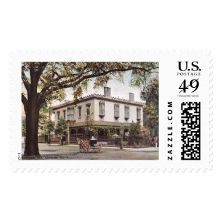 Sherman's Headquarters, Savannah, Georgia Vintage Postage