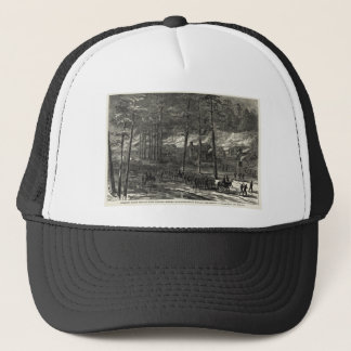 Sherman's March to the Sea Through South Carolina Trucker Hat
