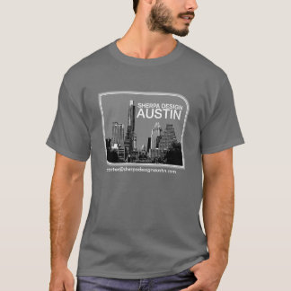 sherpa design austin T-Shirt