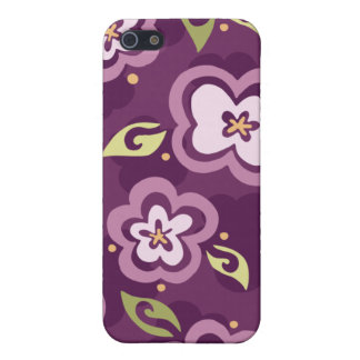 Sherrie Mod Graphic Flower Pattern iPhone 4 Case