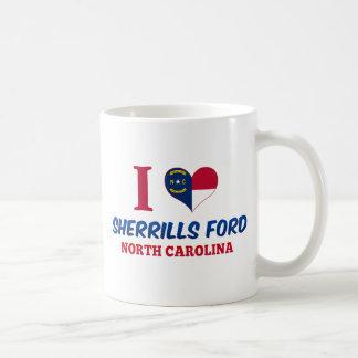 Sherrills Ford, North Carolina Coffee Mugs