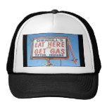 Sherrill's Gas Station Trucker Hats