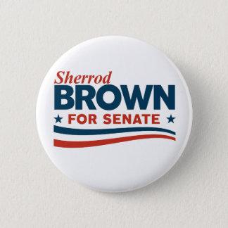 Sherrod Brown Pinback Button