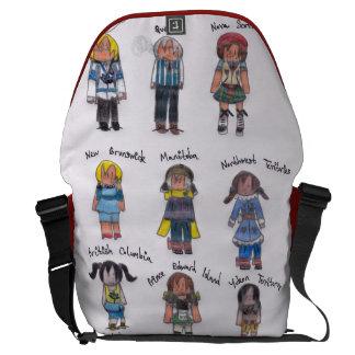 Sherry Lai's Canada - Canada & His Provinces Bag
