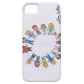 Sherry Lai's Canada Holding Hands iPhone 5 Case