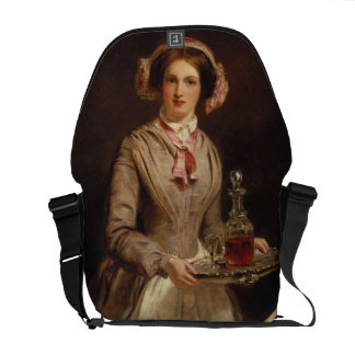 'Sherry Sir?', 1853 (oil on canvas) Courier Bag