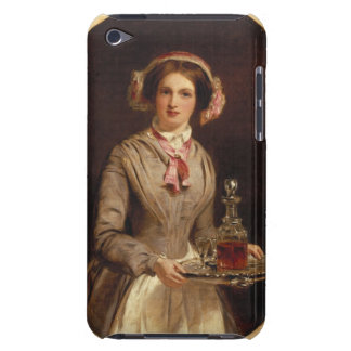'Sherry Sir?', 1853 (oil on canvas) iPod Touch Case-Mate Case