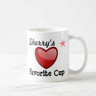 Sherry's Favorite Cup